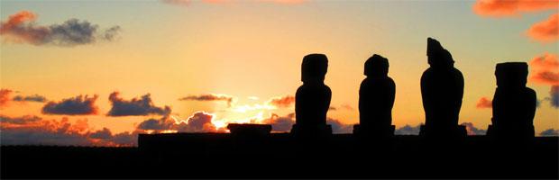 Sunday Spotlight: Easter Island (Rapa Nui), Chile