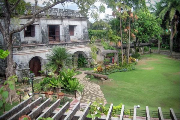 Fort San Pedro, Cebu Philippines