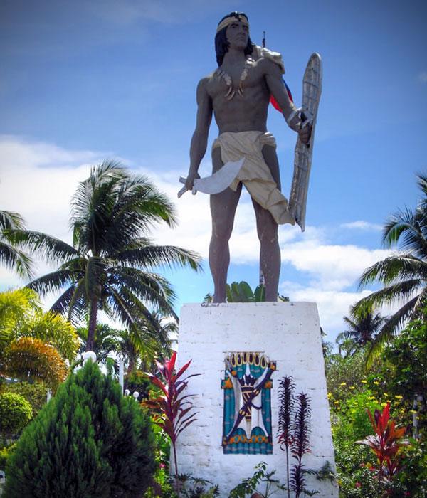 Lapu-Lapu Shrine, Cebu Philippines
