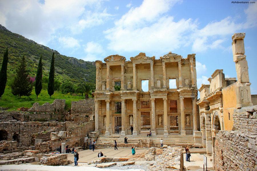 Library Ephesus
