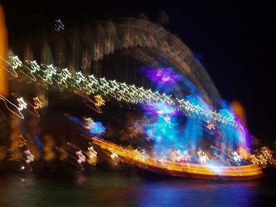 Sydney Harbour Bridge! (Maybe..?)
