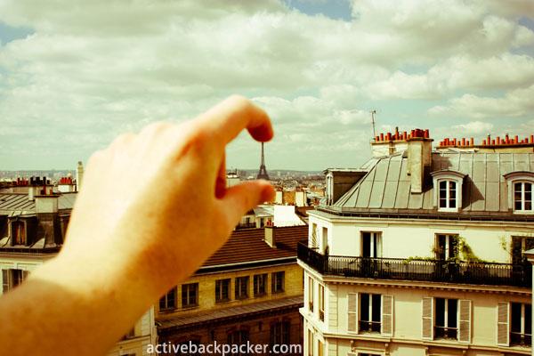 Eiffel Squash