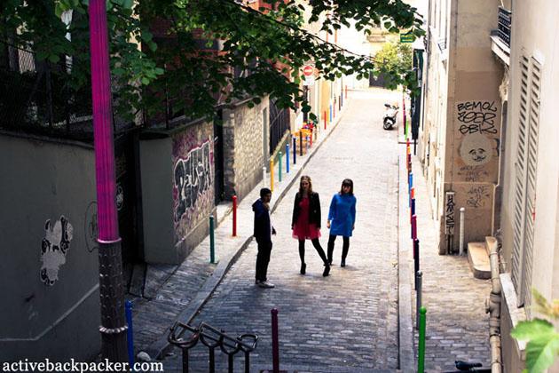 Montmartre Models