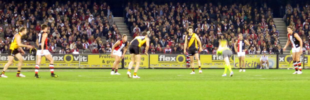 A Melbourne Must-Do: Watch An AFL Football Game