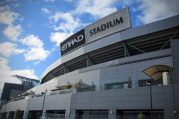 Etihad Stadium in Melbourne