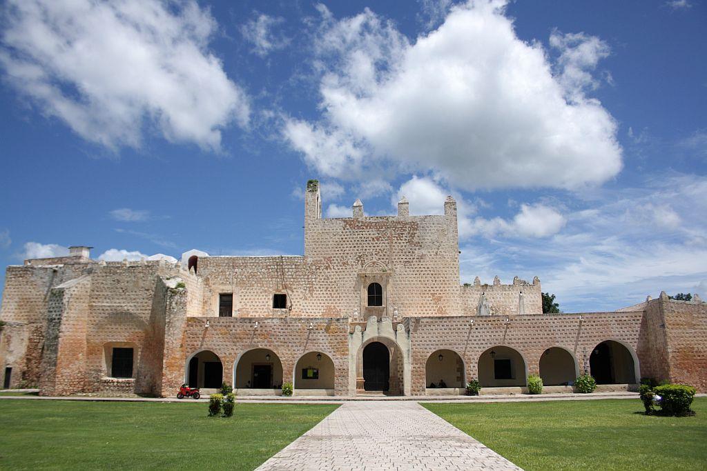 valladolid mexico monastery
