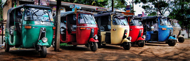 Sunday Spotlight: Taxis of Southeast Asia