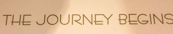 Our journey begins on September 15th in Osaka, Japan