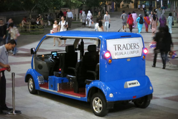 Traders Shuttle