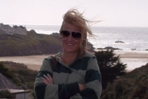 Claire in Cornwall