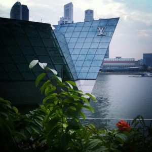 Louis Vuitton Store, Marina Bay