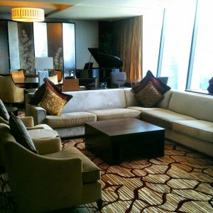 Straits Suite at the Marina Bay Sands
