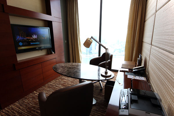 Office in Straits Suite at Marina Bay Sands