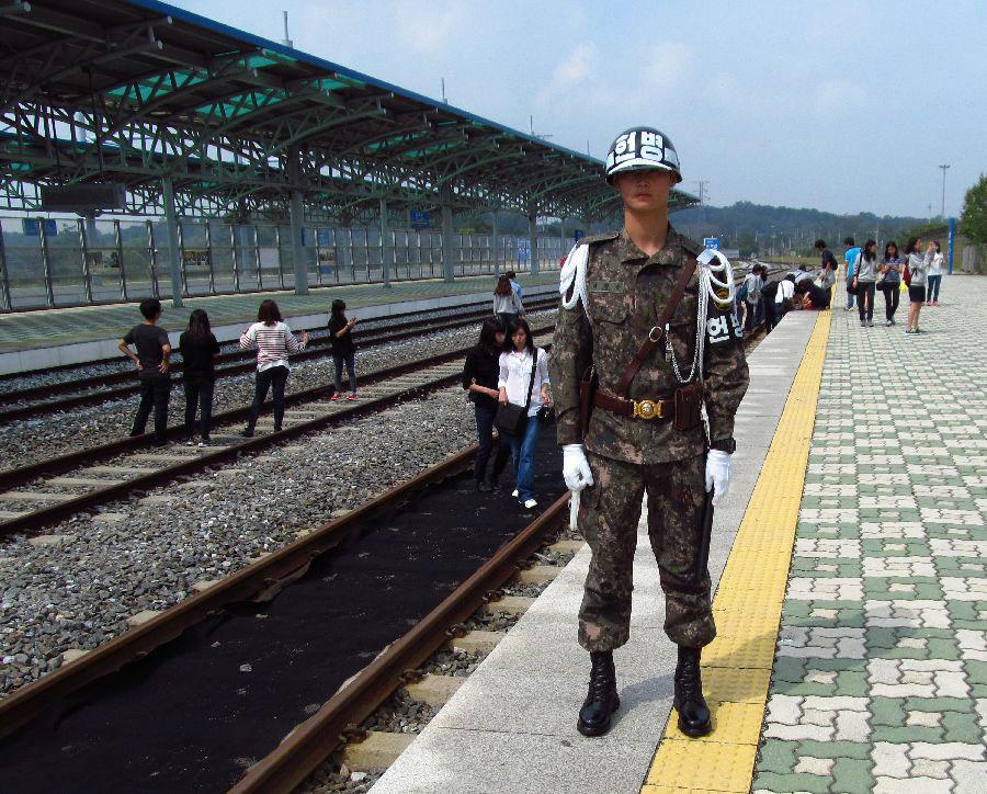 Korea Dora San Soldier