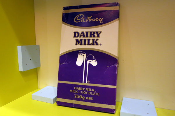 Historic Cadbury Box