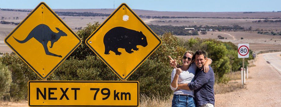 Sunday Spotlight: An Aussie Road Trip