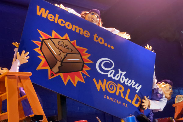 Welcome to Cadbury World