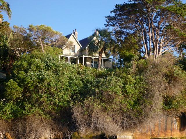 Kirribilli House is the official Sydney residence of the Australian Prime Minister