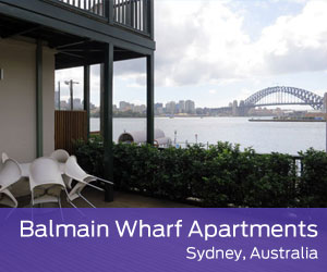 Balmain Wharf Apartments
