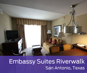 Embassy Suites Riverwalk