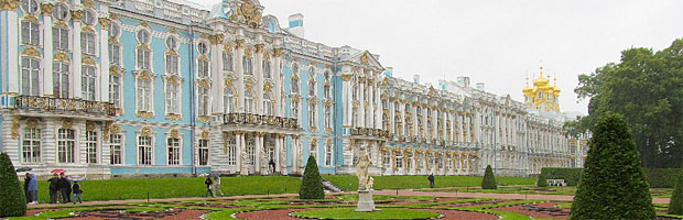 Sunday Spotlight: Saint Petersburg, Russia