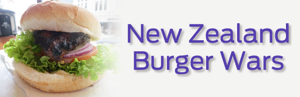 Burger Wars: Finding The Best Burger In NZ