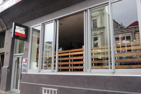 Velvet Burger Restaurant Dunedin