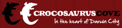Crocosaurus Cove Logo