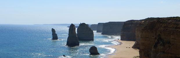 Four Australian Road Trips