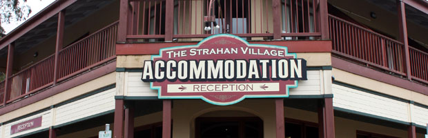 Review: Strahan Village