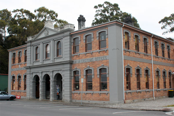 Strahan Tasmania Post Office