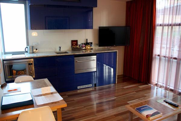 Salamanca Wharf Hotel - Lounge Room