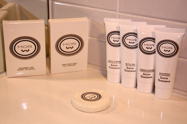 MOR Toiletries