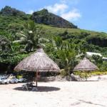 Fijian Beach Huts?